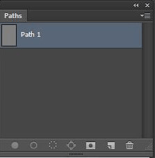 New Path layer