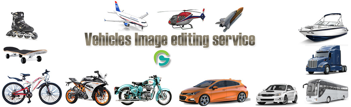 Vehicles image editing service