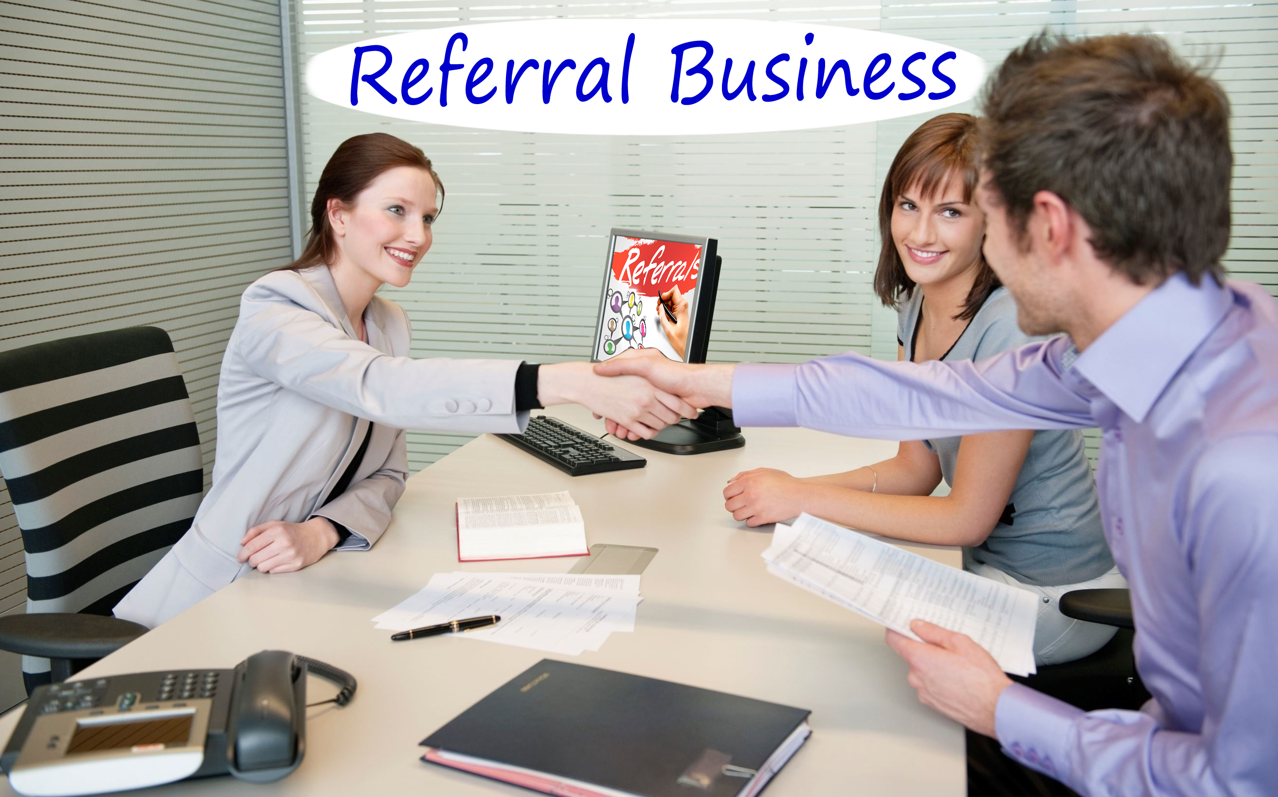 How to get new client