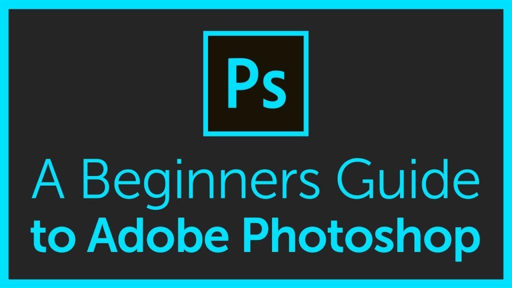 Photoshop for beginner