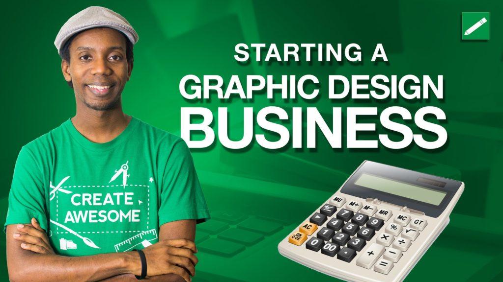 Graphic design business