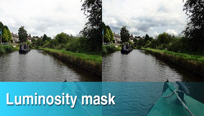 Photoshop luminosity mask tutorial