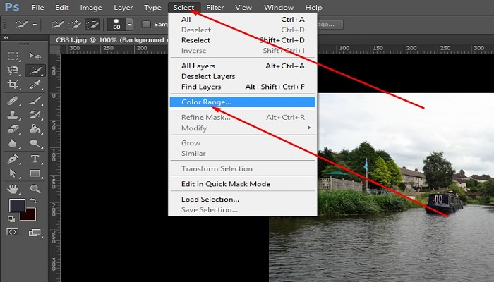 Photoshop Luminosity Mask tutorial