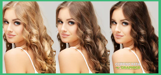 color correction, clipping path service