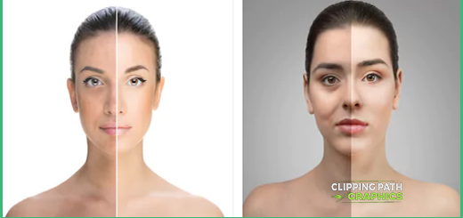 retouching, clipping path service