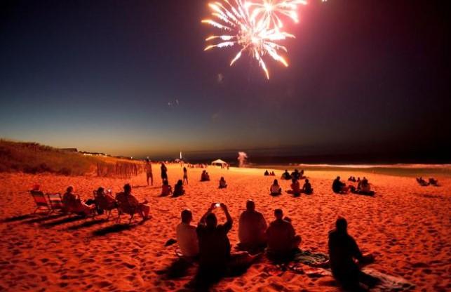 Fireworks light 4