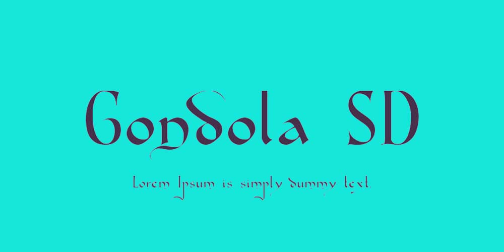 GONDOLA-SD