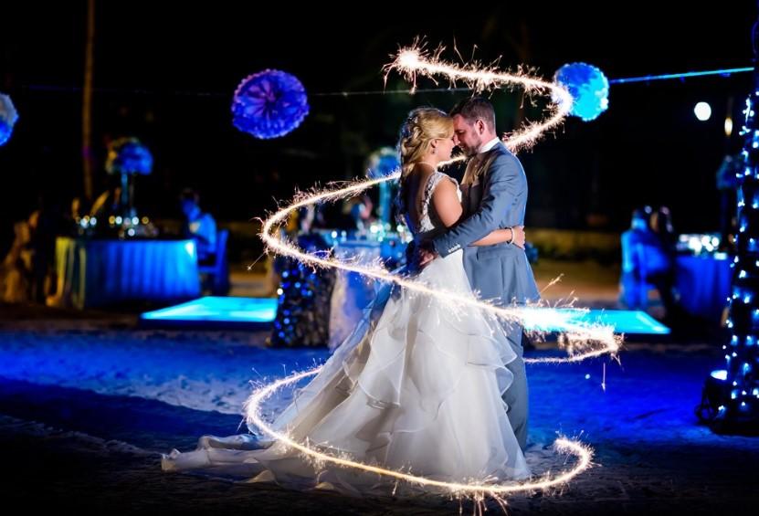 Dramatic Wedding photography 2