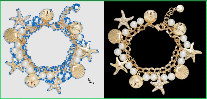 Clipping path service | Simple Clipping Path | Complex Clipping Path