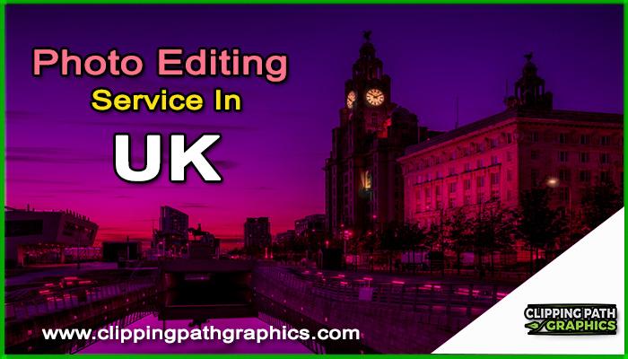 Photo Editing service UK