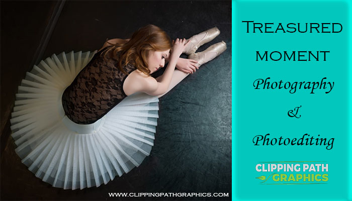 Treasured moment photography and photo editing