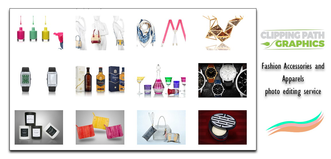 Best quality image editing service provider with Fashion Accessories And Apparels photo editing service . Great quality and low cost facilities.