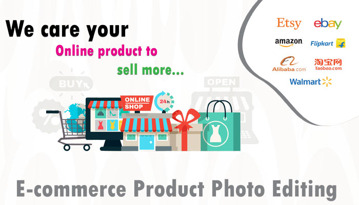 Ecommerce product photo editing service