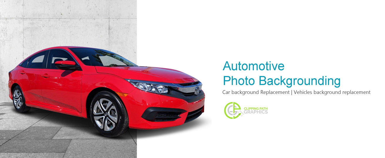 Automotive Photo Backgrounding-Clipping path graphics