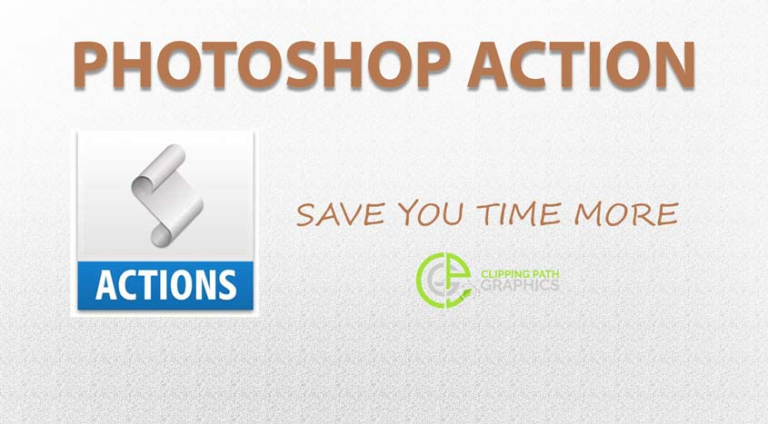 Photoshop action tools