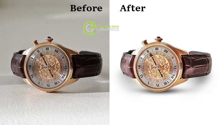Watch photo editing and enhancement- Clipping path graphics