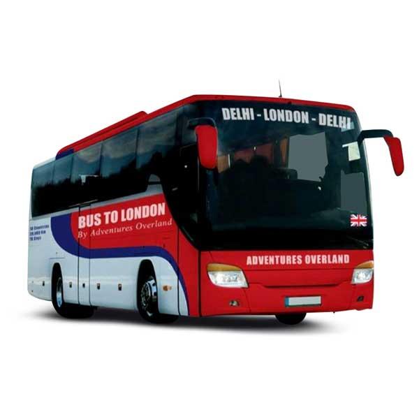 Bus image editing