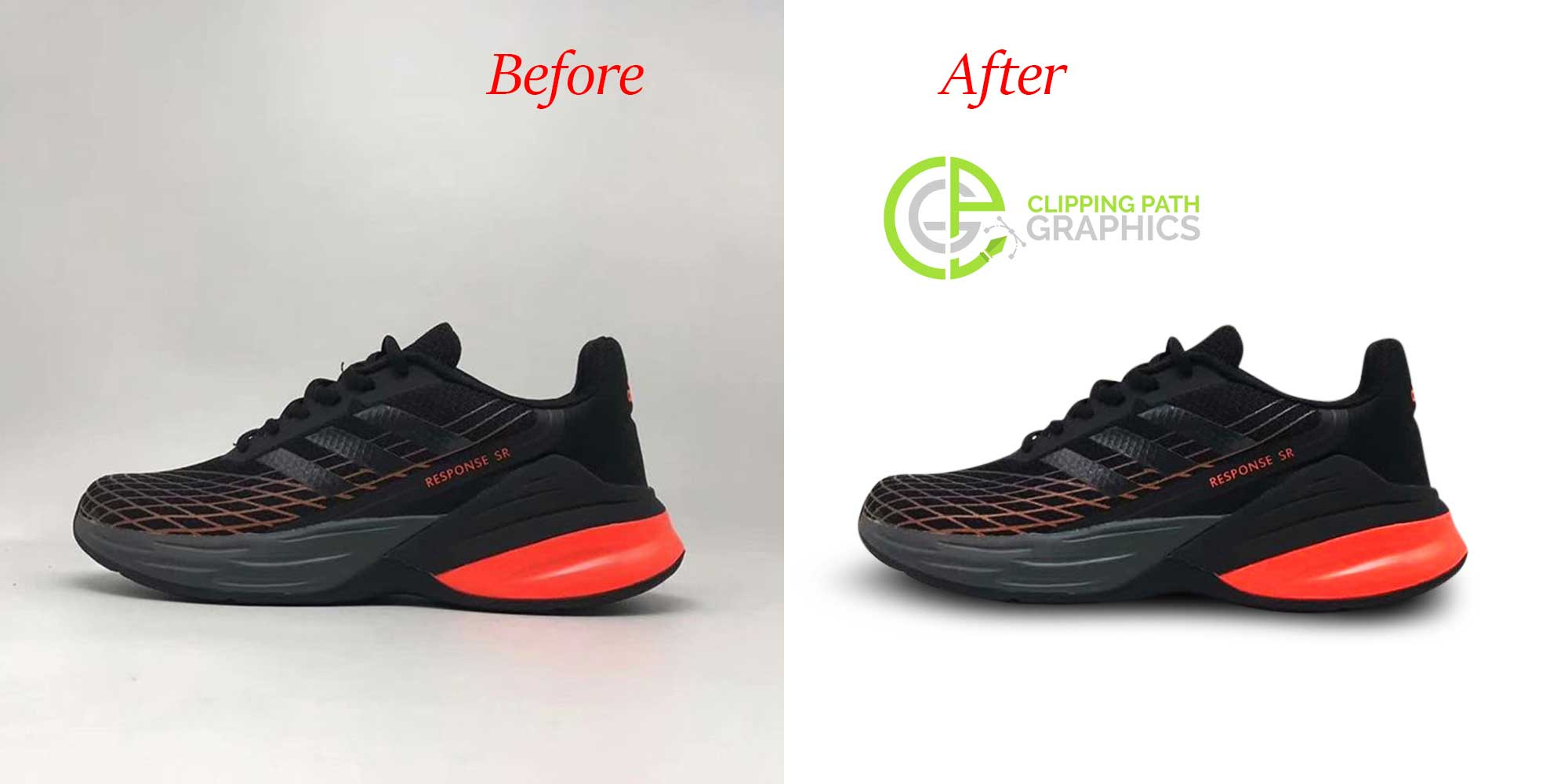 Product shadow service- Clipping path graphics