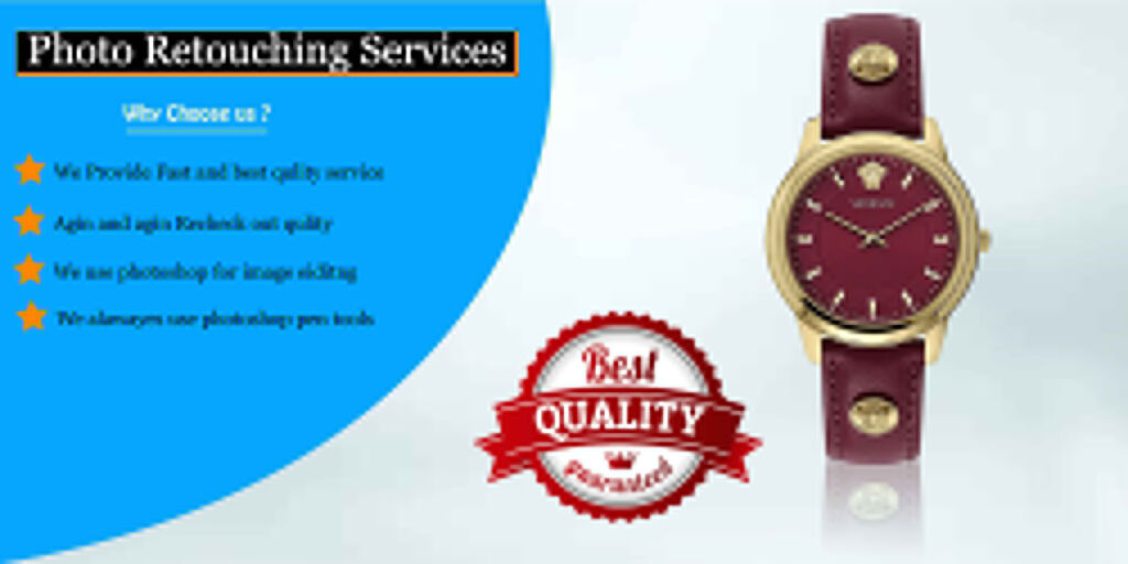 How To Make Your Product More Attractive By Using Photo Retouching Services?