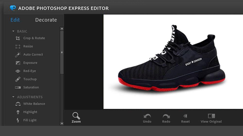 Adobe photo express