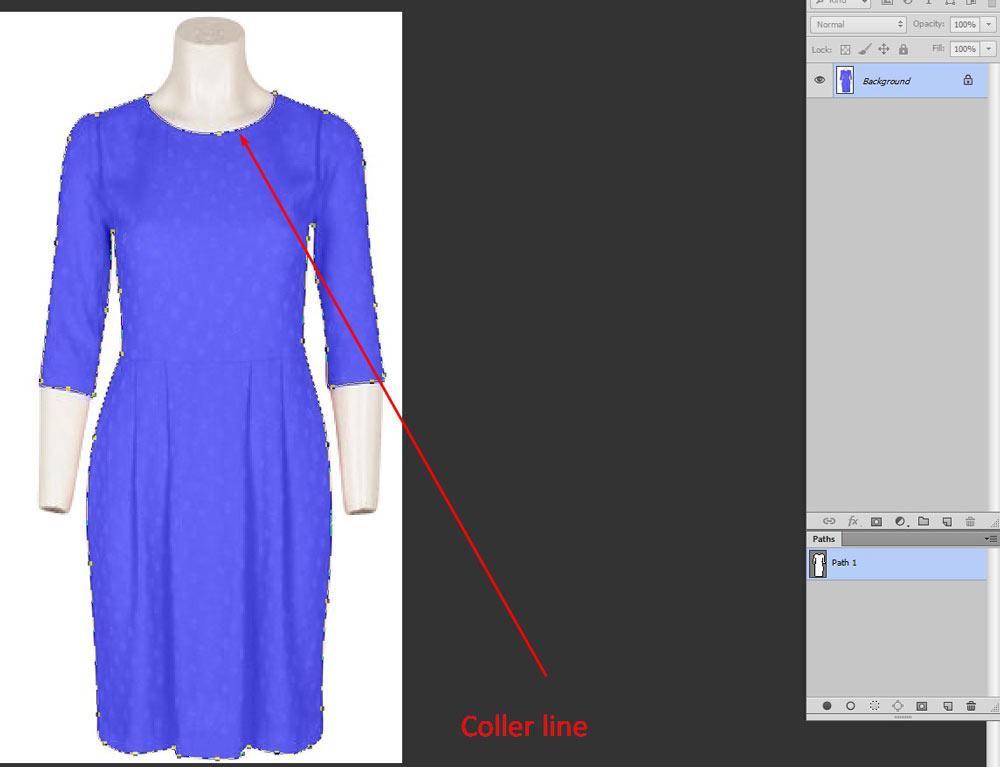 Collar-line