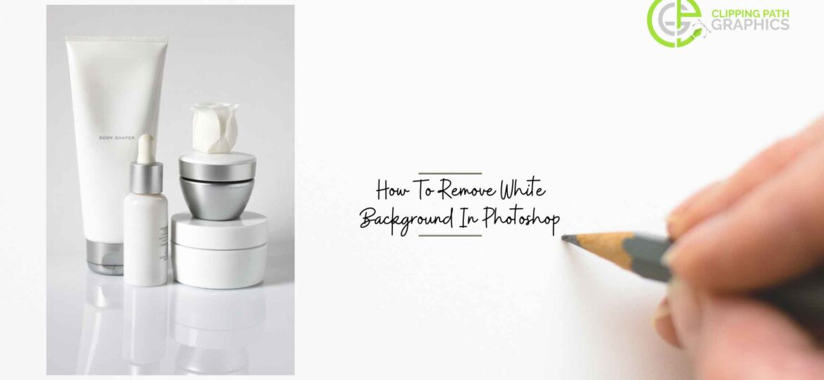 How To Remove White Background In Photoshop Feature image