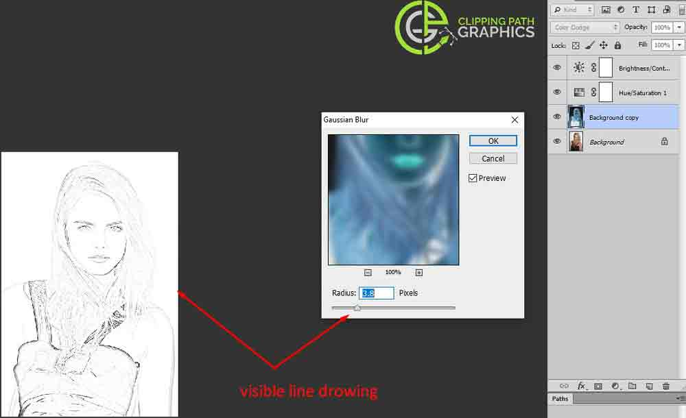 Convert-your-photo-into-line-drawing