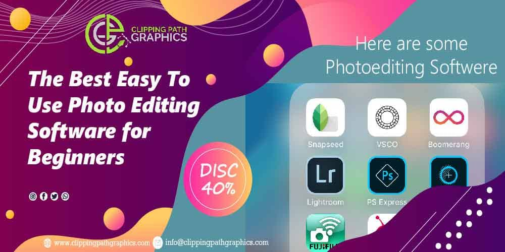 Feature image-The Best Easy To Use Photo Editing Software for Beginners