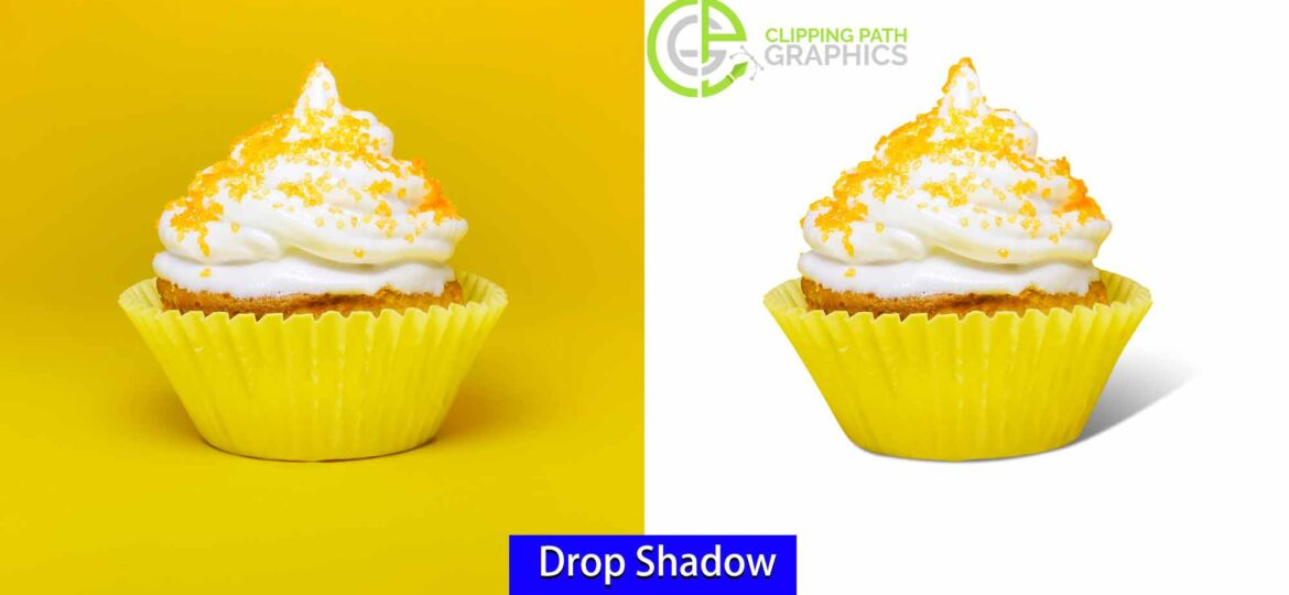 How can you create shadow in photoshop