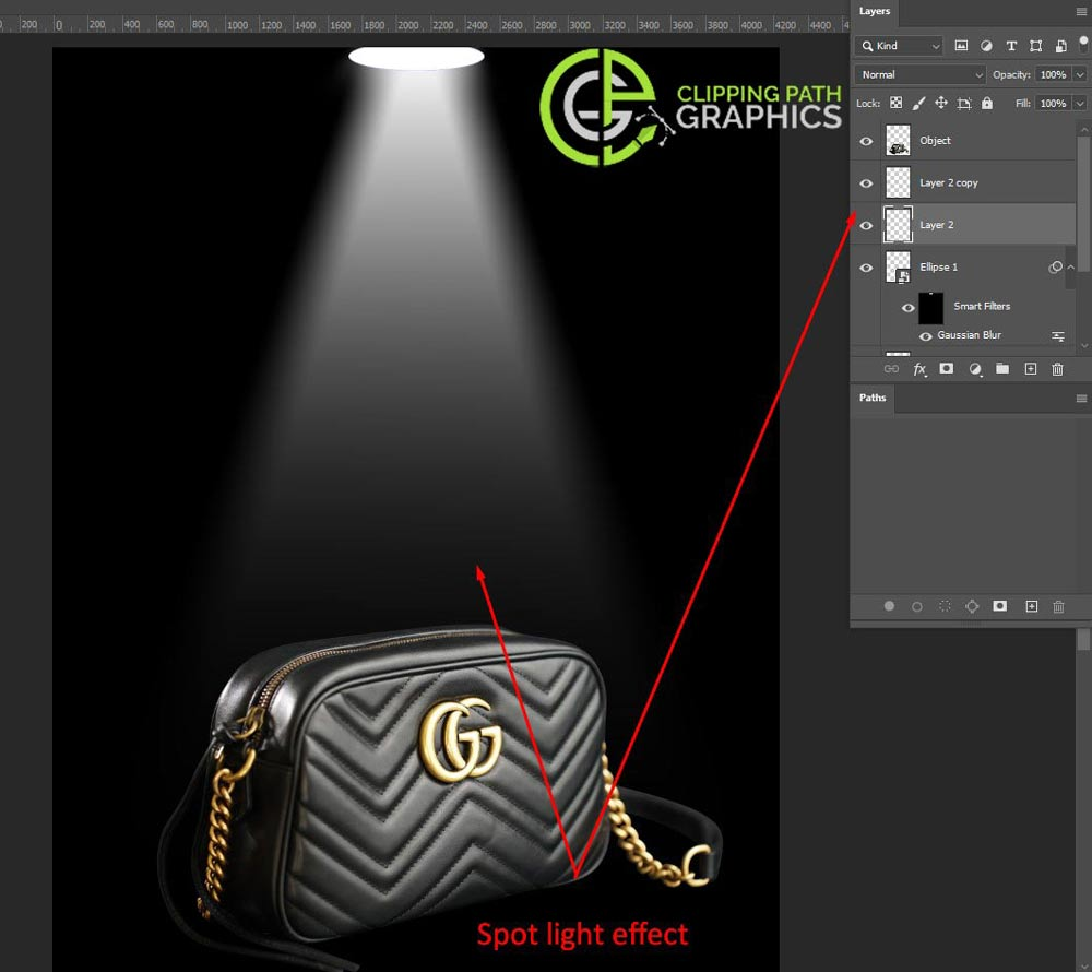 How to create the light source