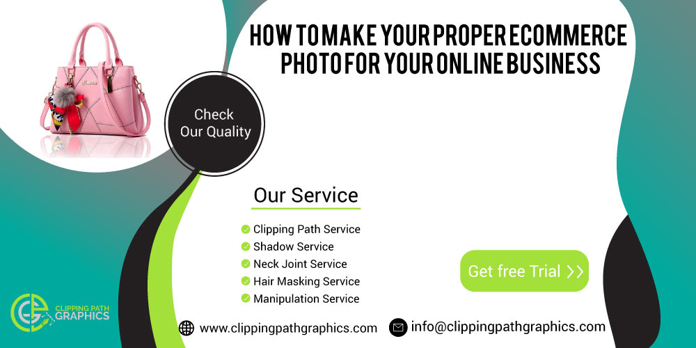 How to make your proper eCommerce photo for your online business Feature-image