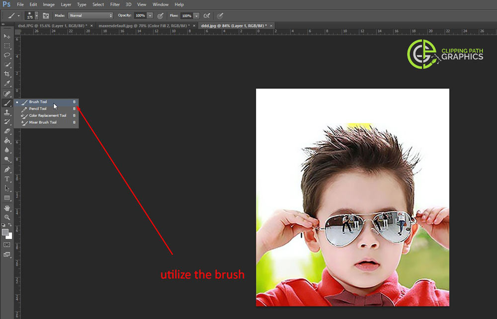 Stage-7-Fix a Pixelated Image In Photoshop