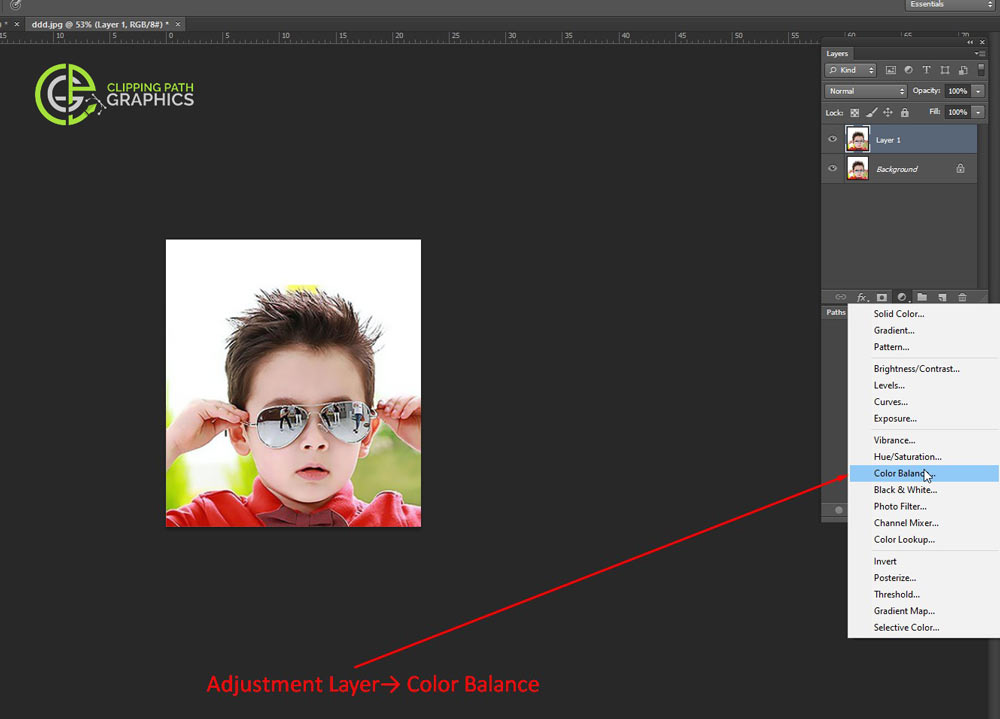 Stage-8-Fix a Pixelated Image In Photoshop
