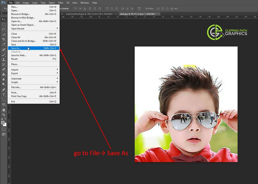 Stage-9-Fix a Pixelated Image In Photoshop