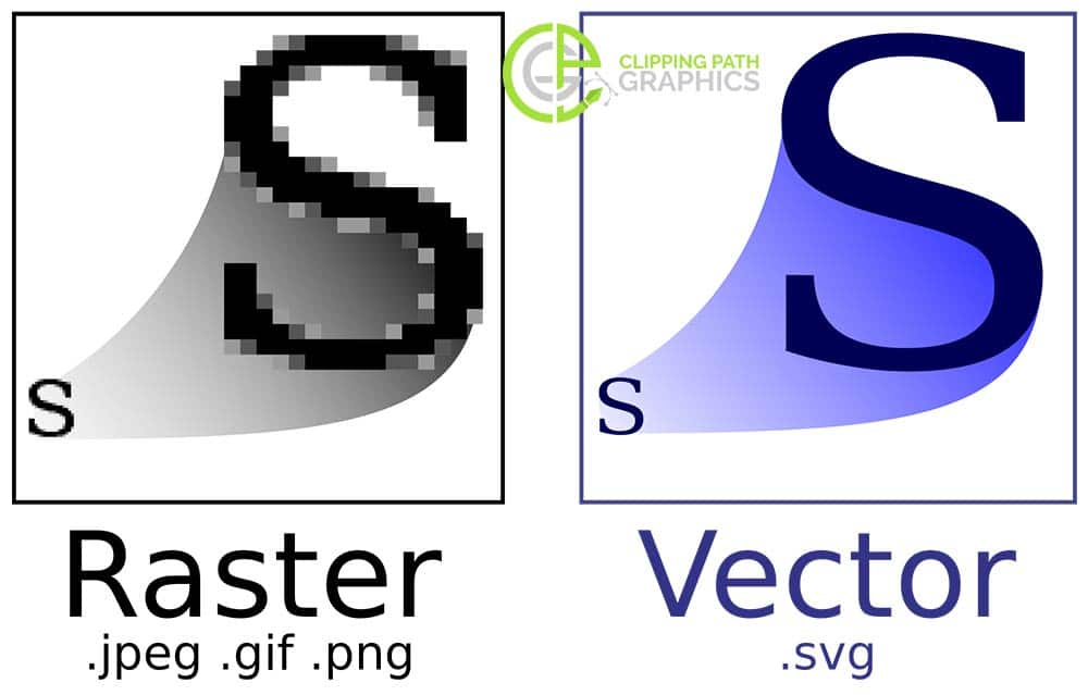 Vector images-illustrator vs photoshop
